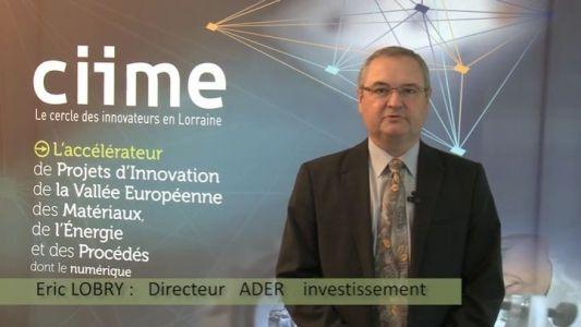 ADER investissements | Eric Lobry, Directeur