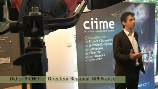 B.P.I. France | Didier Pichot,Directeur de la Gestion des Opérations - réseau Est