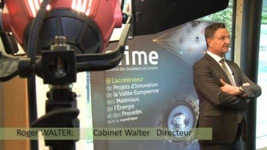 Cabinet Walter | Roger Walter, PDG