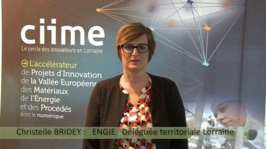 ENGIE | Christelle Bridey, Directrice Lorraine