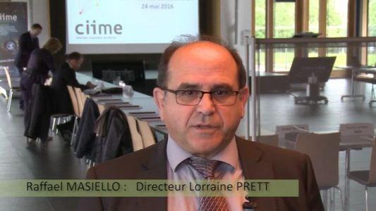Prett Lorraine  | Raffael Masiello, Directeur